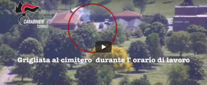 Scandalo al cimitero di Torino: toglievano ai cadaveri pure i denti d'oro