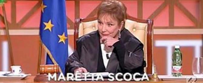 """Addio a Maretta Scoca: """"Forum"""" perde l'avvocato più amato"""