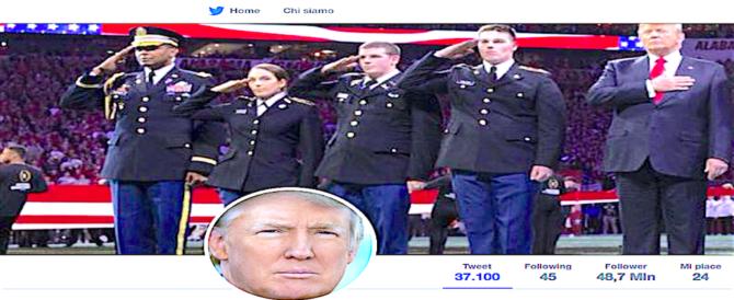 Insultano Trump su Twitter, lui li blocca e loro lo denunciano: non può farlo