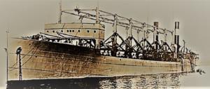"""100 anni fa il mistero della """"Cyclops"""", sparita nel Triangolo delle Bermude"""