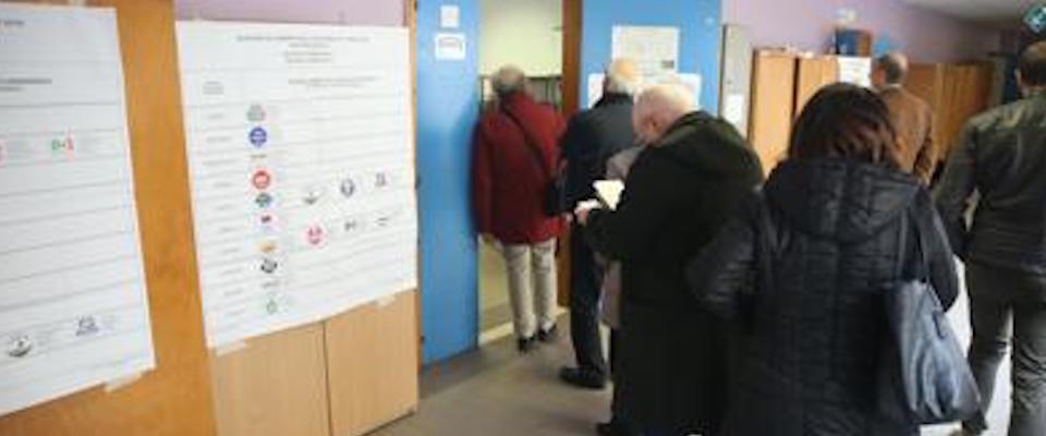 Elezioni 2018 camera dei deputati ecco i risultati dello for Indirizzo camera dei deputati roma