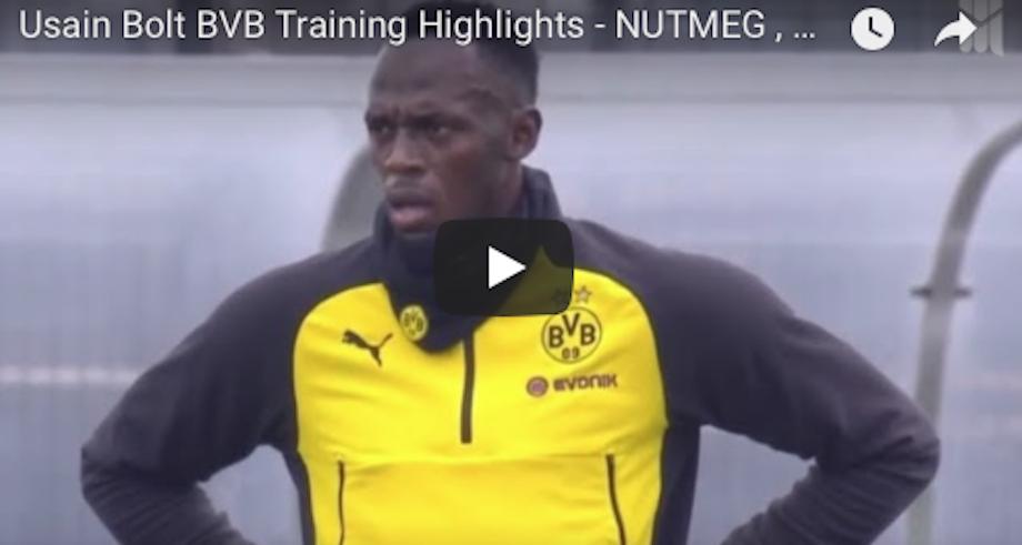 Allenamento Borussia Dortmund vesti