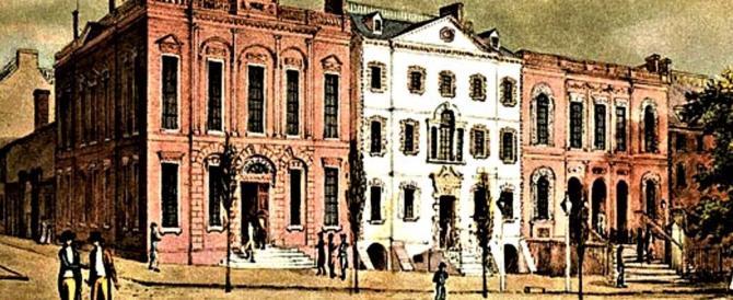 Avvenne nel 1931 alla City Bank di New York la prima rapina della storia
