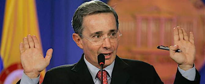 Elezioni in Colombia, trionfo per la destra dell'ex presidente Alvaro Uribe