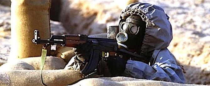 Damasco: i giornali vi mentono, le armi chimiche le usano i terroristi