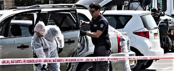 L'Intifada dei veicoli colpisce ancora: palestinese travolge 4 civili ad Acri