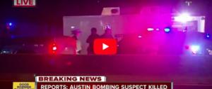 Il Texas esce dall'incubo: Unabomber morto in uno scontro con la polizia (video)