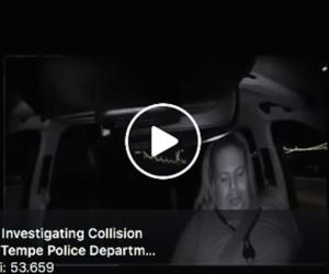 Auto senza guidatore: il video dell'impatto con la donna rimasta uccisa