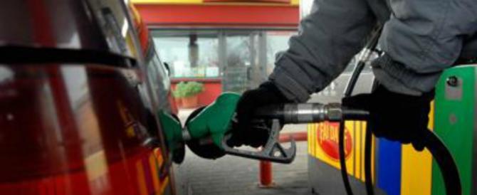 Occhio al prezzo di benzina e diesel, c\'è la \
