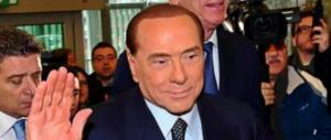 Berlusconi: «Non spetta al signor Di Maio dirmi quello che devo fare» (video)