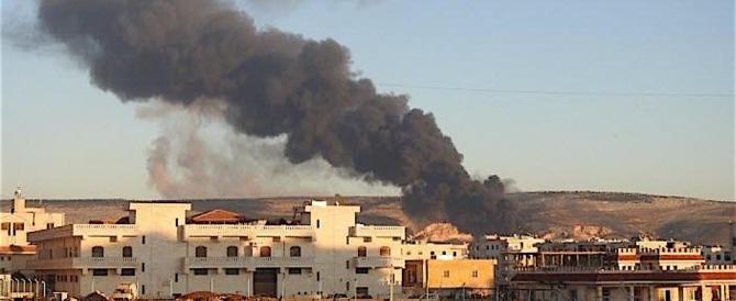 La Turchia bombarda i civili ad Afrin: ma Onu ed Europa tacciono