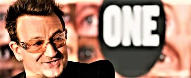 """Ong, è scandalo continuo: molestie e irregolarità nella """"One""""di Bono"""
