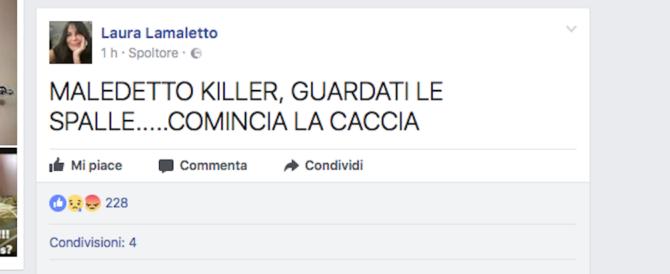 """Giovane ucciso a Pescara, la madre: """"Maledetto killer, ti darò la caccia"""""""