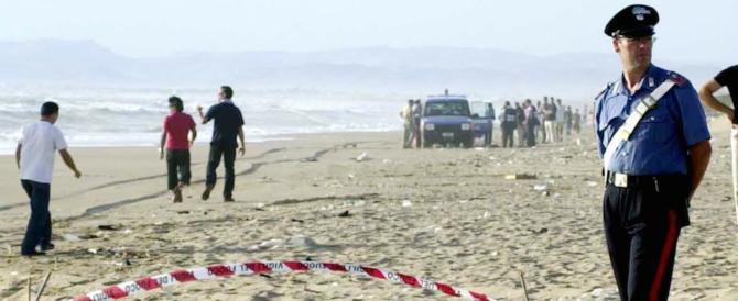 Ritrovato un cadavere in un sacco a pelo a picco sul mare: giallo in Liguria
