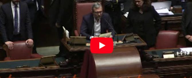 Camera, seconda fumata nera. Senato, Lega incerta sul nome di Romani