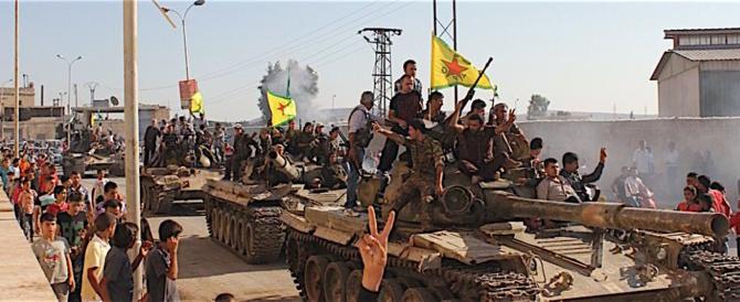 Afrin invasa dai turchi, appello dei curdi: aiutateci, siamo disperati