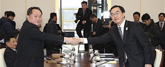 Invito a cena con disgelo: diplomatici sudcoreani a casa di Kim Jong-un