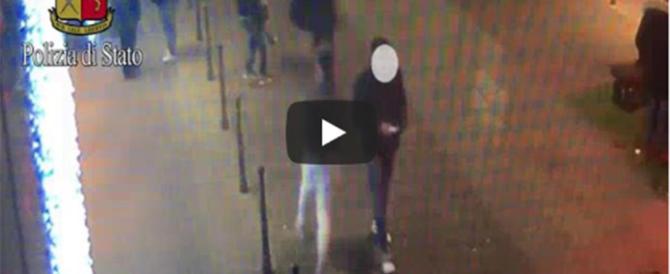 Terrorizzarono un fast food di Milano: egiziani arrestati. Il video della fuga
