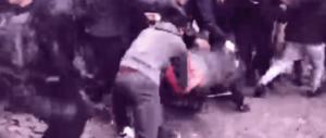 Piacenza, è già fuori l'egiziano che picchiò il carabiniere al corteo antifascista