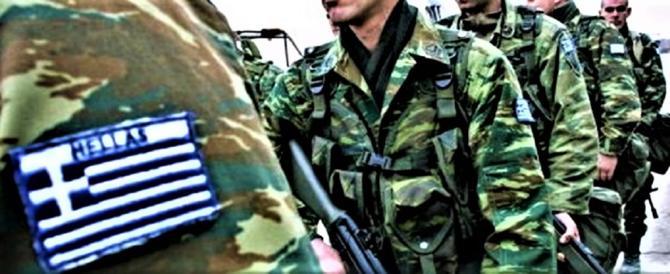 La Turchia come l'Isis: con una scusa prende in ostaggio due militari greci