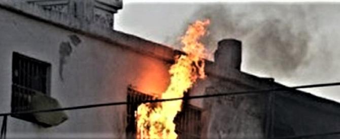 Tragedia sfiorata al carcere di Treviso: detenuti stranieri appiccano il fuoco