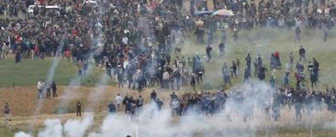 Strage a Gaza, sale a 20 il bilancio dei palestinesi morti negli scontri