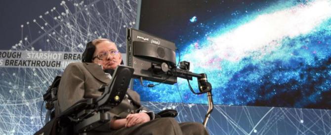 Hawking è il simbolo della lotta contro l'eutanasia: volevano staccargli la spina