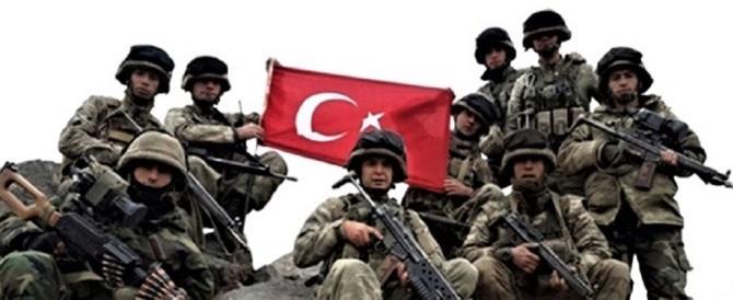 Gli invasori turchi entrano ad Afrin. 150mila in fuga , decine di civili uccisi