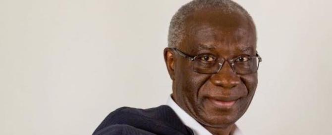 Il primo senatore nero è eletto dalla Lega. È Toni Iwoby, nigeriano e laureato
