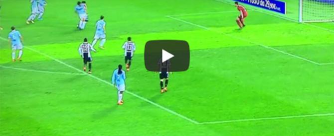 La Juventus stende la Lazio al 93° con un gol capolavoro di Dybala (video)