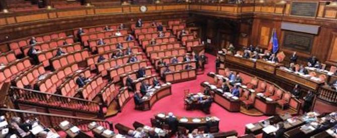 L'accordo istituzionale siglato sul passo indietro di Romani e Fraccaro