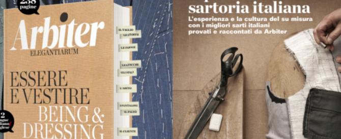 """""""Essere e vestire"""". È in edicola il primo libro sulla sartoria italiana"""