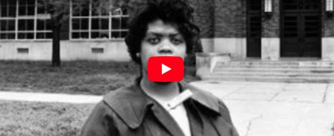 È morta Linda Brown: per lei gli Usa dissero basta alla segregazione a scuola (video)