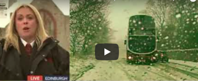 Evita il disastro con una manovra pazzesca e diventa eroina nazionale (video)
