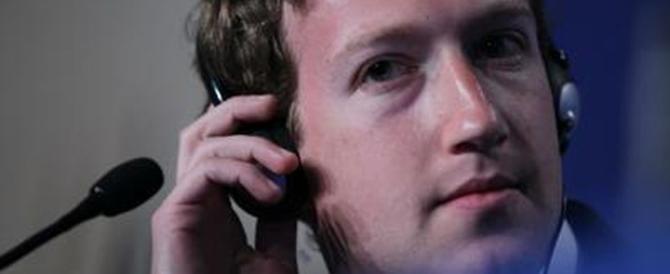 A.A.A. cercasi disperatamente Mark Zuckerberg. Ma lui tace