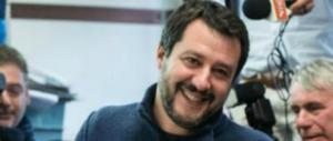 Salvini: «Pronto a liberare gli italiani dal tetto del 3%, l'Europa lo sappia»
