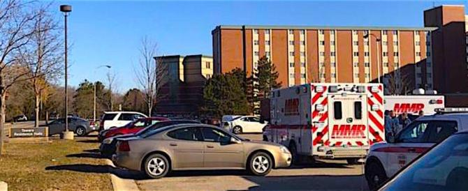 Michigan, arrestato lo studente che ha ucciso i genitori nell'università