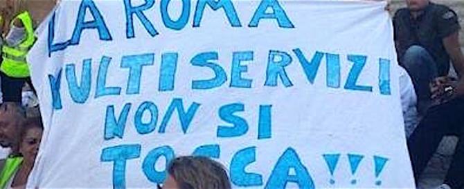 Roma, arrivano i licenziamenti alla Multiservizi. FdI: ma la Raggi che fa?