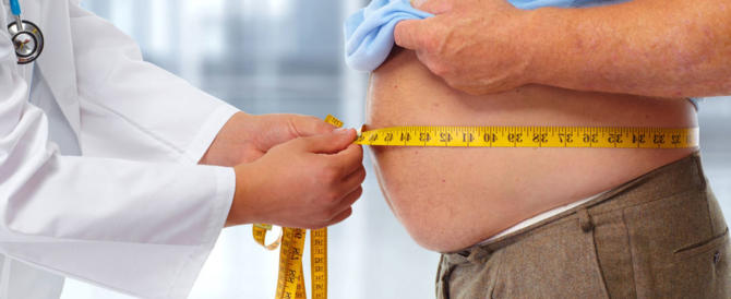 """Smentito """"il paradosso dell'obesità"""". I chili in più non allungano la vita"""