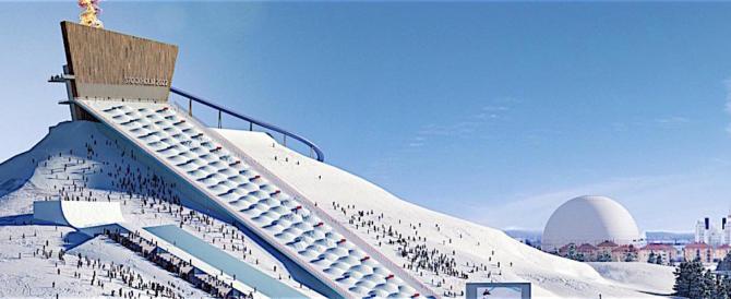 Fratelli d'Italia: Provincia di Bolzano miope, sì alle Olimpiadi del 2026