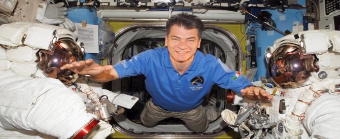 Spazio: l'astronauta italiano Nespoli in tour per l'Italia. Ecco le tappe