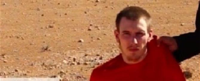 Morto il boia francese dell'Isis: decapitò il cooperante Kassig