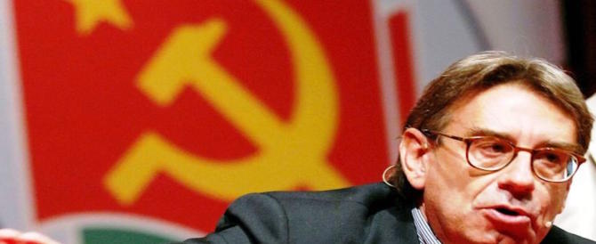 Diliberto: io sempre comunista, ma abbiamo il dovere di scomparire