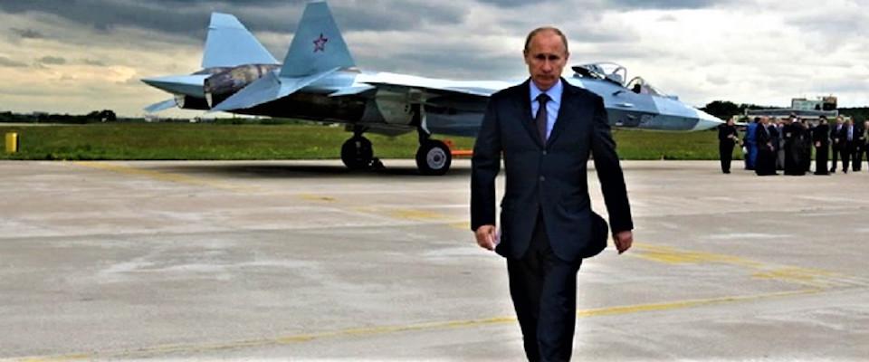 Putin: «Usa ipocriti. Noi abbiamo già distrutto l'arsenale di armi chimiche»