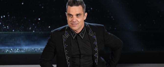 Robbie Williams: «Nella mia testa c'è una malattia che vuole uccidermi»