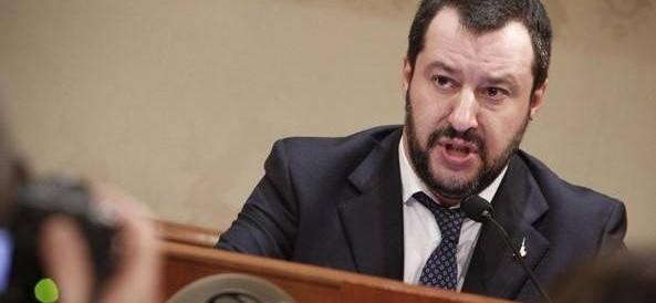 Salvini: «Il jihadismo ci minaccia e ce la prendiamo con la Russia? Roba da malati»
