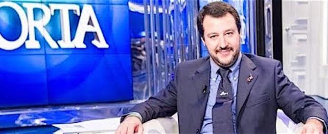 Salvini rischia il seggio, ricorso di una candidata di FI: verbali irregolari