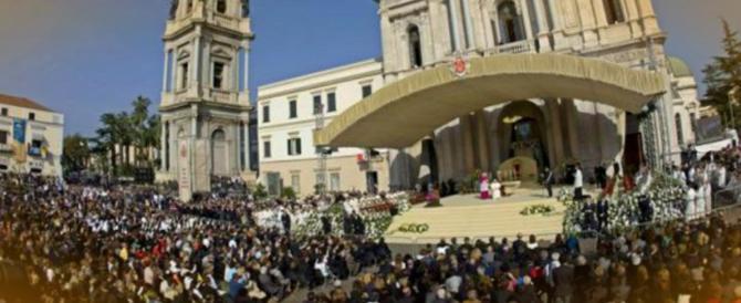 Paura al Santuario di Pompei: attacco di un clandestino espulso dalla Francia
