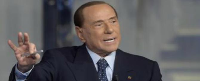 """Siria, Berlusconi: """"Bisogna fare presto per dare all'Italia un governo serio e autorevole"""""""