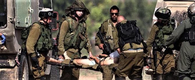 Due soldati israeliani uccisi da un'auto guidata da un palestinese